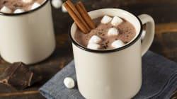 8 receitas de chocolate quente para experimentar neste