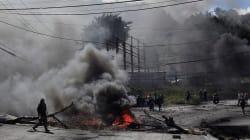 Disturbios, muertos e incertidumbre en Honduras a la espera del nuevo presidente