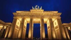 Capodanno a Berlino, per la prima volta allestita una