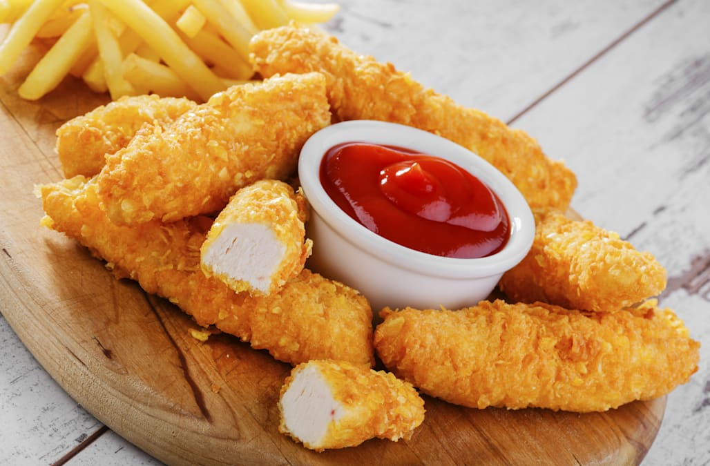 Company Announces Recall Of Nearly 1 Million Pounds Of Chicken For
