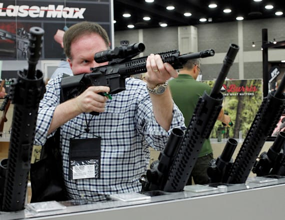 First National Bank, Enterprise cut ties with NRA