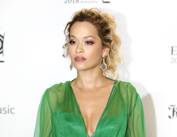Rita Ora reacts to Avicii's tragic death at 28