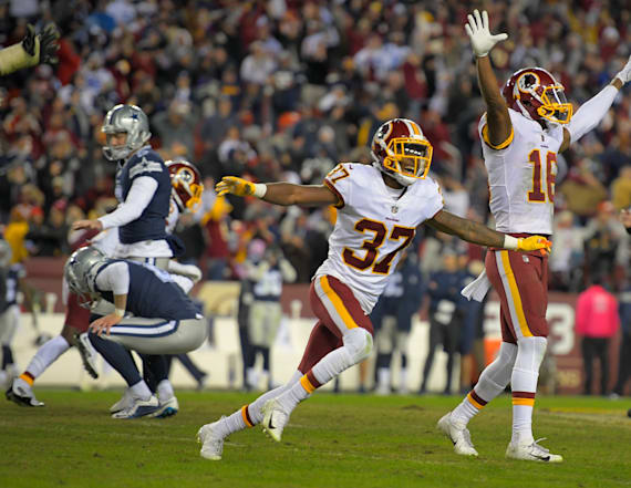 Redskins tipped officials about Cowboys penalty