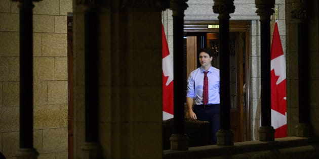 Prime Minister Justin Trudeau said his government's Impact Assessment Act will fix a flawed review process that created the uncertainty around the Trans Mountain expansion project.