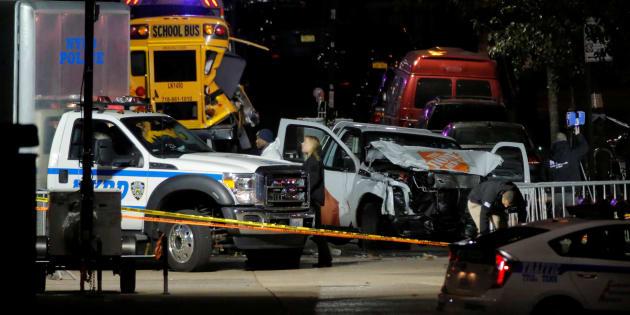 Ce que l'on sait du 1er attentat meurtrier à New York depuis le 11 septembre.