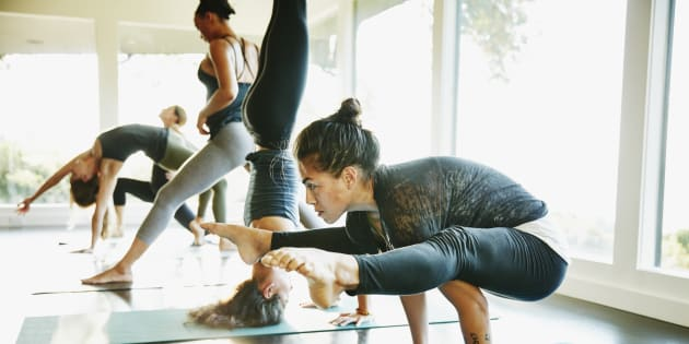 Yoga is not just another form of exercise.