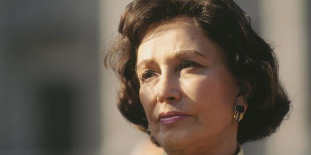 Mort de Carmen Franco, fille unique du dictateur espagnol.