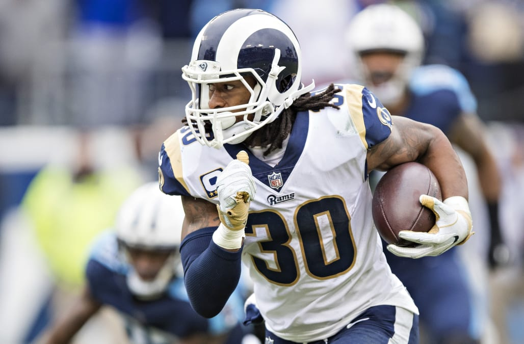 Image result for todd gurley net worth