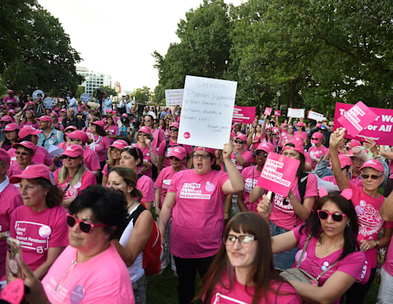 Justices reject bids to cut Planned Parenthood funds