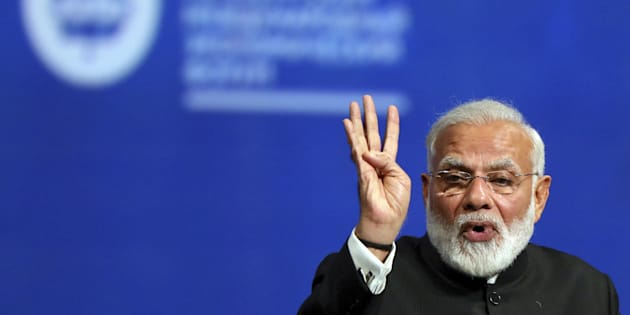Protecting climate an article of faith for us: PM Narendra Modi