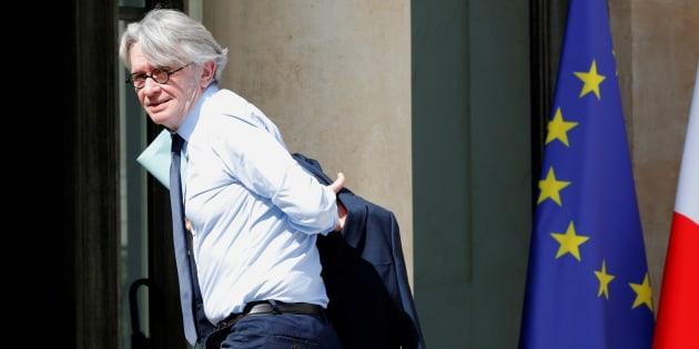 Jean-Claude Mailly, ex-leader de FO rejoint la société de conseil de Raymond Soubie, ex-conseiller de Sarkozy