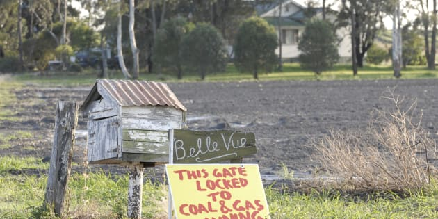 Green groups are outraged over Morrison's proposal to force states into gas exploration.