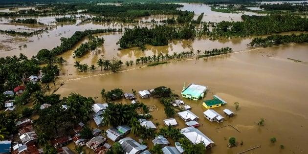 La tempête Tembin fait au moins 240 morts aux Philippines