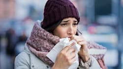 Coughing Can Spread The Flu, But So Can Breathing, New Study
