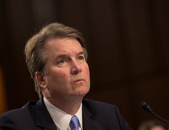 Schoolmate: I recall hearing of Kavanaugh incident