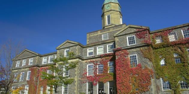 Université Dalhousie en Nouvelle-Écosse