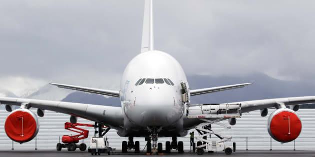 Airbus: Jusqu'à 3700 postes menacés après les échecs des A380 et A400M