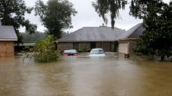 Une partie de Houston reçoit l'ordre d'évacuer à cause de brèches dans une
