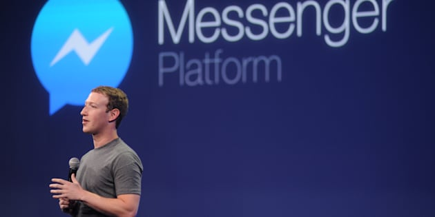 Facebook. Bientôt des publicités sur la page d'accueil de Messenger