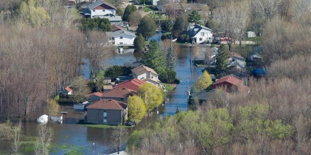 Inondations: Québec a modifié son décret pour tenir compte des critiques