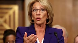 Betsy DeVos Asked Twitter A Question. It Did Not Go