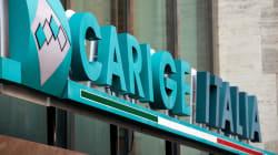 CARIGE COME MPS - Bankitalia plaude al decreto: