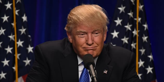 """Donald Trumpsaid """"radical Islam"""" or """"Islamic terrorists"""" at least 18 times in Monday's speech."""