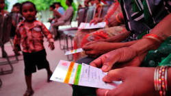 SC Refuses Urgent Hearing Of A PIL On Privacy Concerns Of Aadhar Card