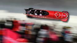 L'équipage canadien termine sixième en bobsleigh à