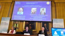 Le Nobel de physique va à trois pionniers des lasers, dont une chercheuse