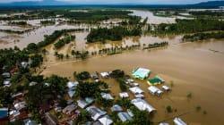 La tempête Tembin fait au moins 240 morts aux