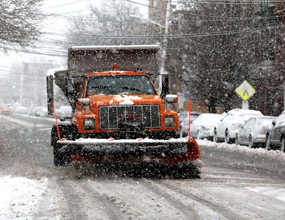 Snowstorm again predicted to hit East Coast