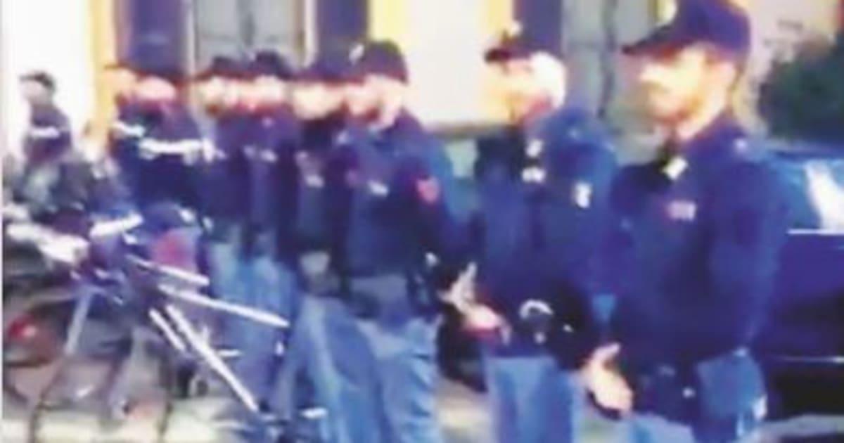 Questo video di Barbara D'Urso ha messo in imbarazzo la polizia