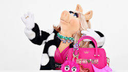 Miss Piggy Landed Her Own Kate Spade Collection And It's
