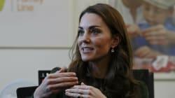 Kate Middleton sorprende con su confesión sobre sus problemas con la