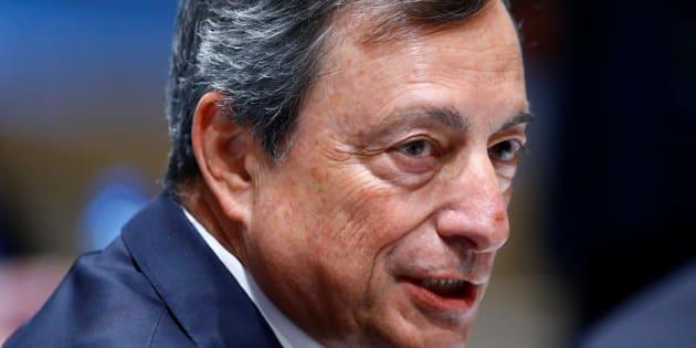 Draghi: la crescita migliora ma gli stimoli restano necessari