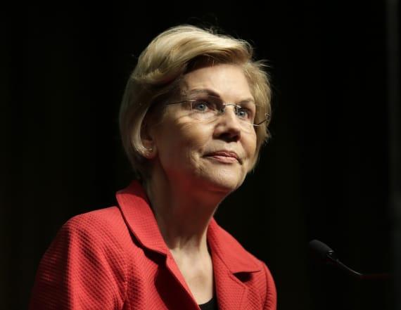 Warren on Amazon's $0 tax bill: That's the problem