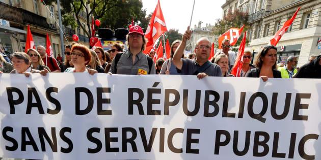 Grève du 22 mai: les pistes du gouvernement qui mettent les fonctionnaires dans la rue ce mardi