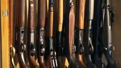 La question à 1000$: combien d'armes à feu y a-t-il au