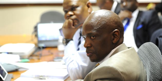 Disciplinary hearing finds Hlaudi Motsoeneng guilty