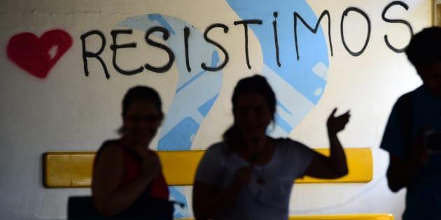 Universidade Estadual do Rio de Janeiro (UERJ) enfrenta crise com atrasos de pagamentos desde 2015.