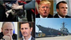 Las claves para entender la amenaza de ataque de EEUU sobre