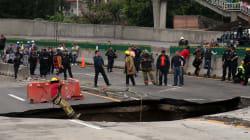 Gerardo Ruiz Esparza mintió al Senado sobre socavón de Cuernavaca; CNDH señala posible esquema de