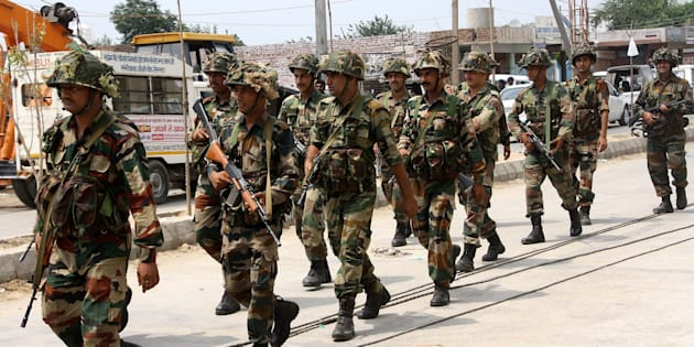 Over 100 Army officers move Supreme Court claiming 'discrimination' in promotion