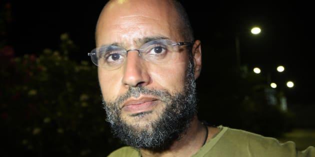Seif al-Islam, le fils de Mouammar Kadhafi libéré par un groupe armé libyens