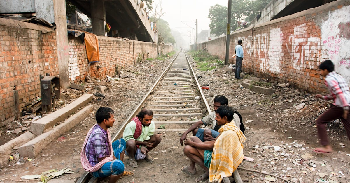 Travel Blogs India Slums