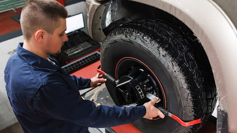 Alignment And Balancing >> Wheel Alignment Tire Balancing Tips Autoblog