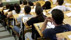 Selectividad en Sevilla: una errata en Matemáticas provoca una avalancha de