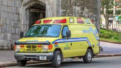 Le manque d'ambulances a causé deux morts à