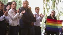 Ellos son los invitados a la toma de posesión de AMLO que no son 'gay